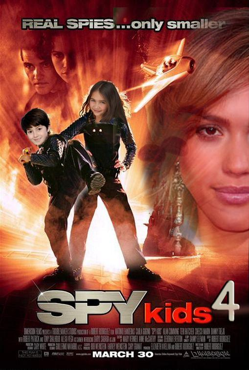 фильм дети шпионов онлайн смотреть: